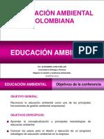 LEGISLACIÓN  DE EDUCACIÓN AMBIENTAL Decreto 1743