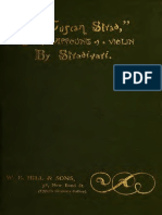 The Tuscan Strad-A short account of a violin made by Stradivari, (1889)