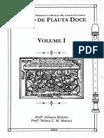 Metodo de Flauta Doce Soprano, Vol. 1, EM1936