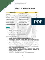TEMARIO Y CURSOS_CBA 2020-2