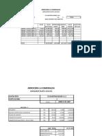 factura para construccion y realizar corte . 6 CS CONSTRUCCIONES