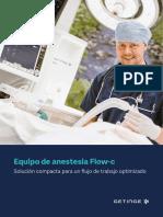 Catálogo comercial Flow-c