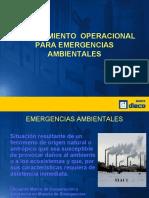 Cap. Emergencias Ambientales