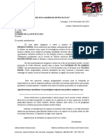 FORMATO OFICIO BARRIO COOL