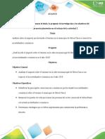 AVANCE Actividad 3 - Desarrollar fase de campo