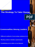 Strategy Driven Leadership