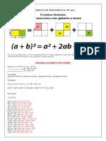 8° Ano- Matemática