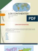 LOS CONTINENTES SAROMAR