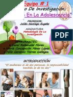 embarazoenlaadolescenciametodologia