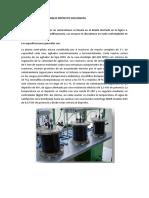 Parámetros Operacionales Proyecto Colciencias