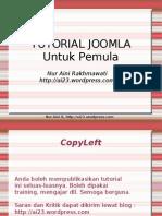 Tutorial Joomla Untuk Pemula