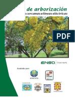 Guia de Arborizacion en áreas cercanas a Líneas Eléctricas- Panamá