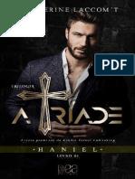 Haniel - Série A Tríade - Katherine Laccom_t