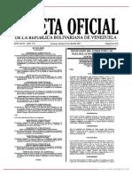 GO 41135 Uso de los formatos únicos de los documentos de evaluación de vulnerabilidad de viviendas