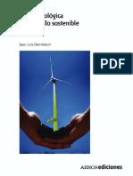 Huella ecológica y desarrollo sostenible.pdf