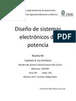 electronica de potencia reseña 4
