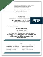 Elimination-de-polluants-des-eaux-dusines-par-adsorption-sur-charbon-de-chene-en-combinaison-avec-un-desinfectant