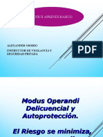 3 modus operandi basico