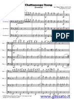 chattanooga stomp - trombone 4et - anteprima