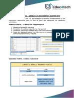 Examen Parcial _Excel