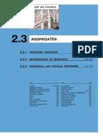 tecnotest 2.3 Aggregates