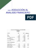Análisis Financiero Suplementos resuelto