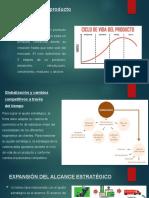 Gestion de suministros Ciclo de vida - Compañia Agil
