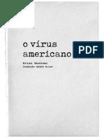 Massumi, O vírus americano