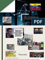 The venezuelan economy
