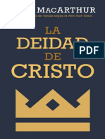 John MacArthur- La deidad de Cristo.pdf