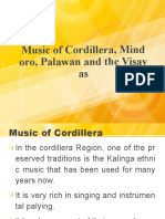 Music of Cordillera