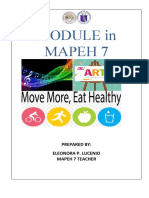 COVID_Learner's Module MAPEH 7 Final