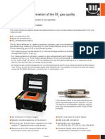 DILO 3-038-R SF6 Multi-Analyser