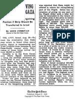 Gaza August 1949[1]