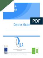 Presentación Derechos Morales [Modo de compatibilidad]