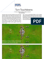 One Turn Touchdowns