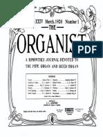 Libro de órgano