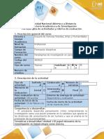 Guía de actividades y rúbrica de evaluación – Actividad 2 - Desarrollo  paso 2, 3 y 4 de ABP (2)
