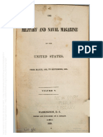 """Revew of """"On War"""" 1835 Military and Naval"""