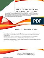 Los mercados de producción comunitaria