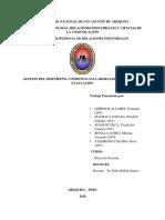 GESTION DEL DESEMPEÑO,COMPETENCIAS LABORALES Y CRITERIOS DE EVALUACION