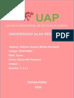 Desarrollo Personal Unidad 1,2 y3 Antonio Ayosa Bertha.docx