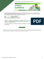 POLICIA NACIONAL - Constancia Pérdida de Documentos o Elementos