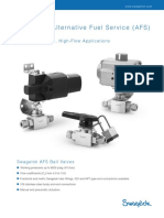 Afs Ball Valve Product Catalog