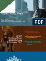 (Materi Kelas 2 LKPP) PBJ Pada Masa Pandemi COVID-19_Fajar LKPP