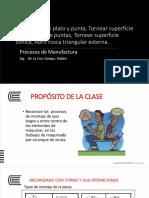 Proceso de Roscado PMI 11