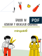 Taller IV_Cosecha y reciclaje orgánico