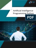 Artificial Intelligence Programming Python