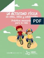 Guia Actividad Fisica UNICEF