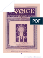 voz del i am especial 1936